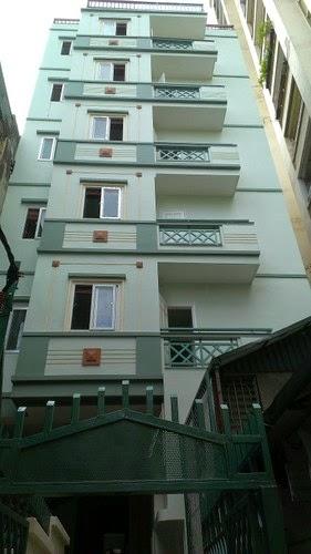 chung cư giá rẻ mặt phố tại Thanh Xuân Hà Nội