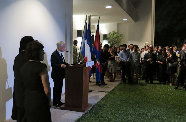 Photo Ambassade de France au Cambodge