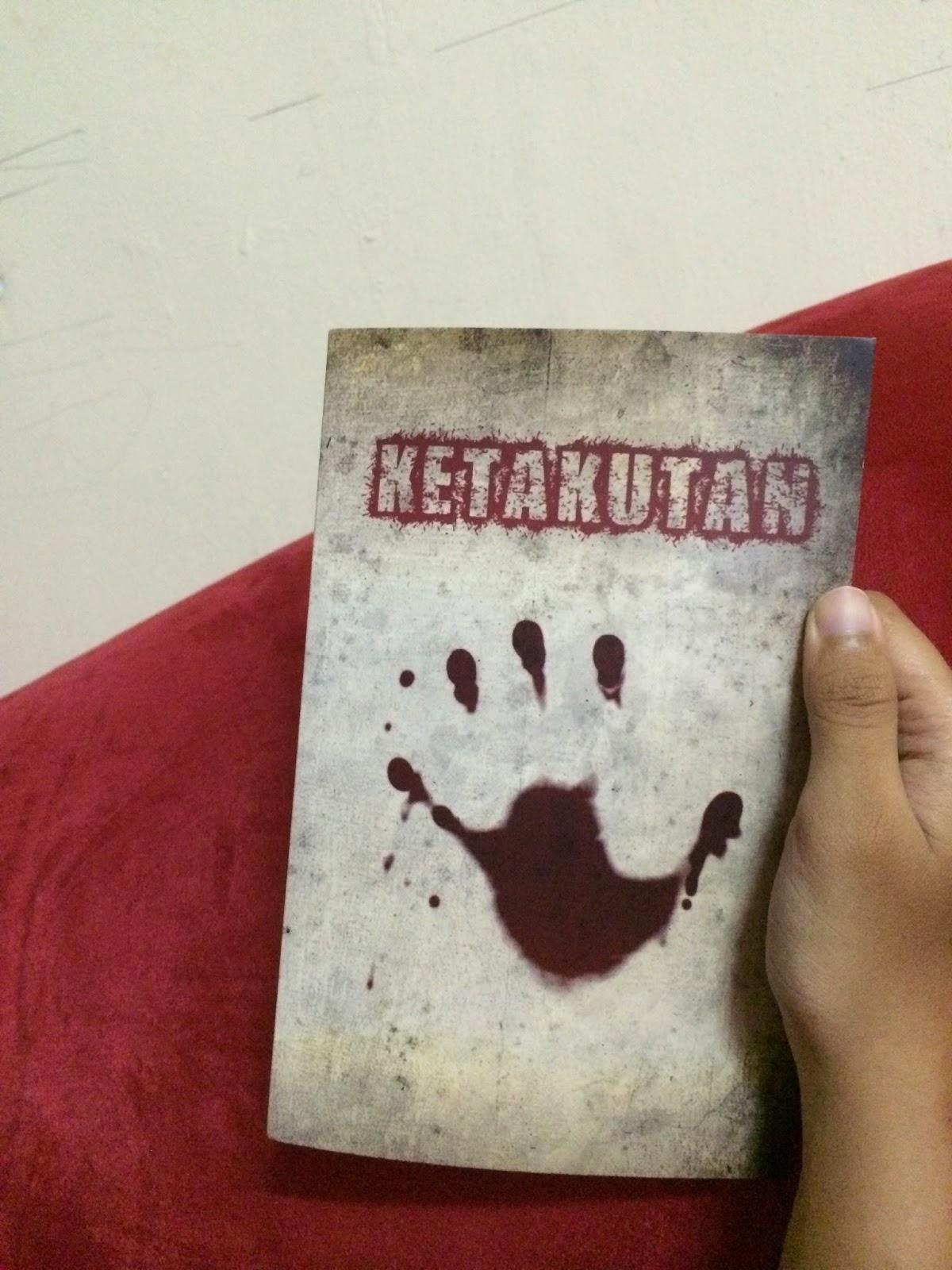 Review novel Ketakutan