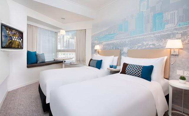 香港遨舍衛蘭軒酒店 sleep room