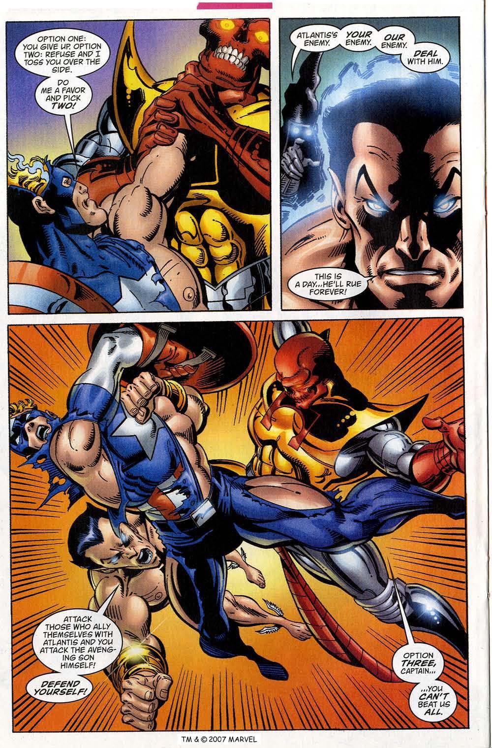 Captain America (1998) Issue #48 #55 - English 22