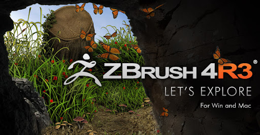 ZBrush 4R3 is now Available