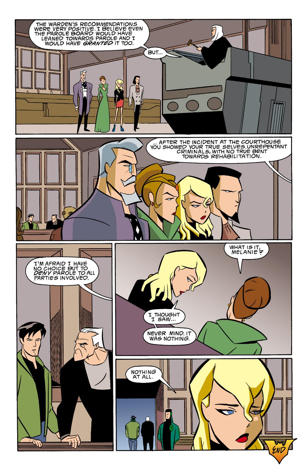 Batman Beyond [II] Issue #4 #4 - English 23