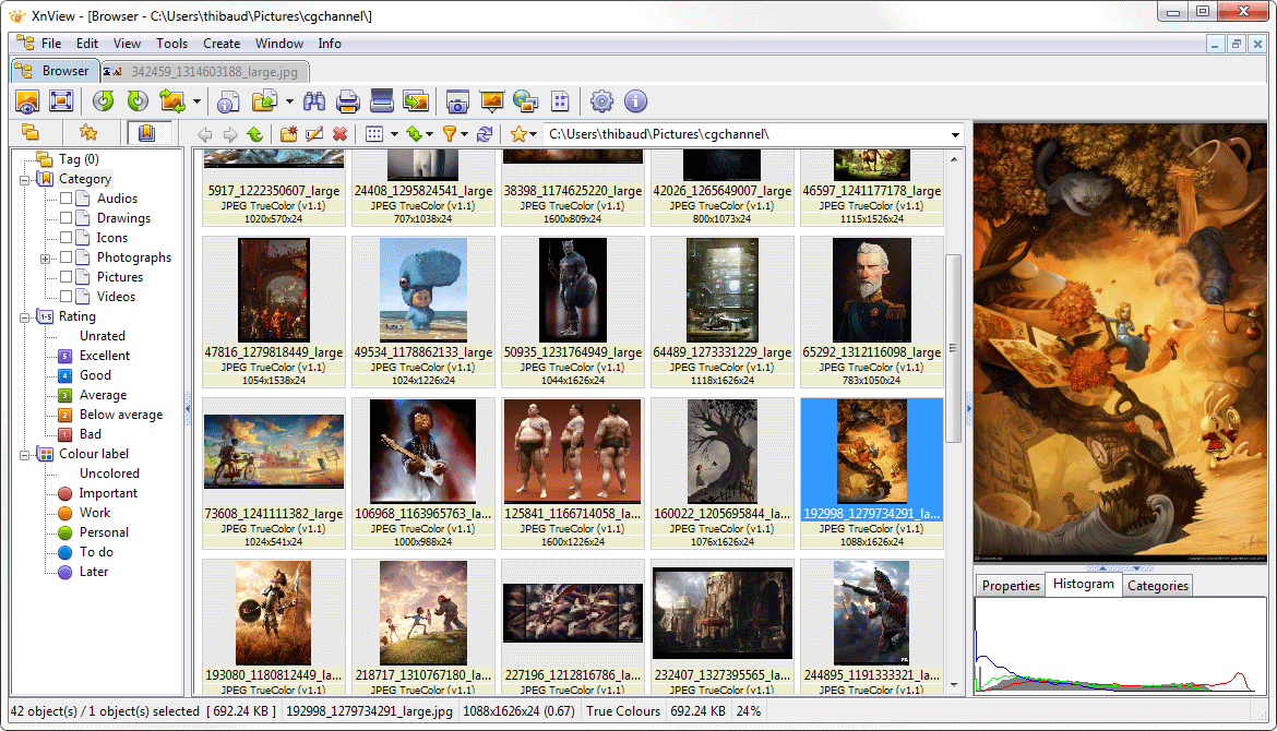 Download XnView 2.22