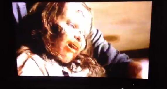La sobrina del Gobernador en The Walking Dead 3x05