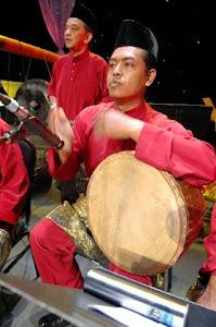 Pemuzik Rebana Melayu