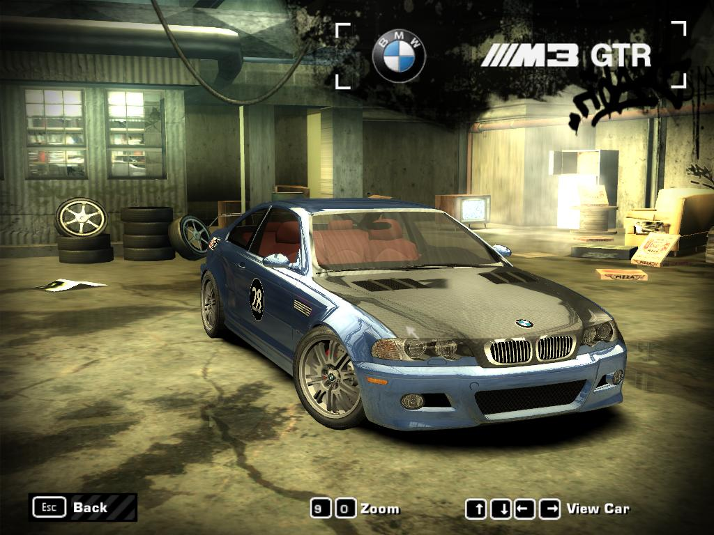Need For Speed Most Wanted Cars