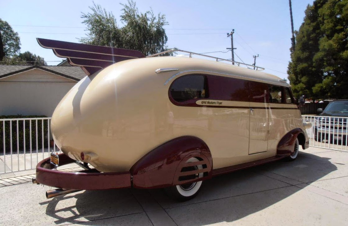 Caught at the Curb: 1941 Ford Western Flyer for sale | Hemmings ...