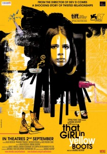 That Girl In Yellow Boots (2011)