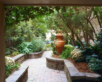 Landscape design ideas for the