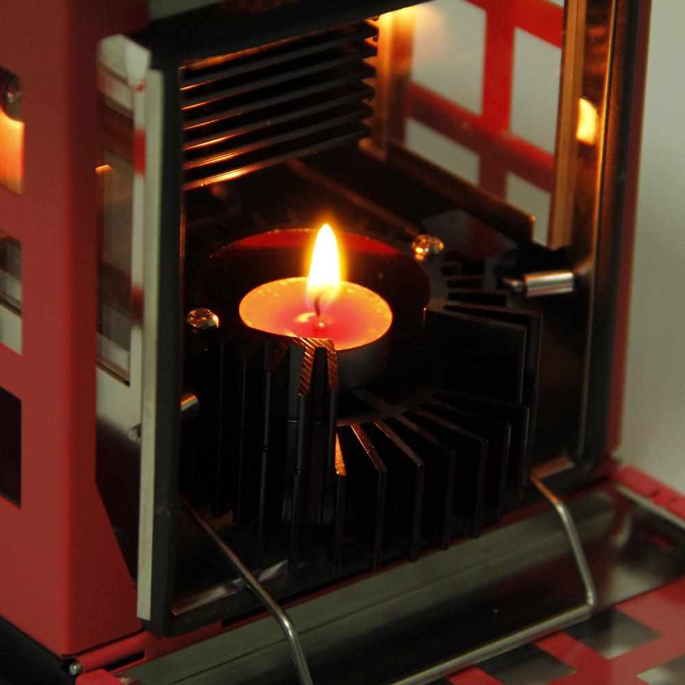 Die Multifunktionale Duftkerzen LED Leuchte Ist Als Hübsche Laterne  Gestaltet. Im Inneren Befindet Sich Die Duftkerze (nicht Im Lieferumfang)  Zur ...