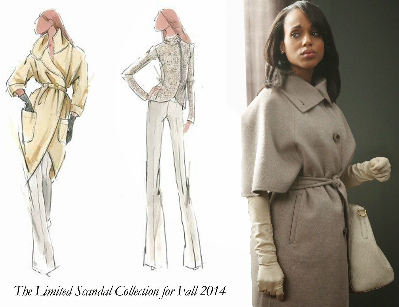 The Limited Scandal Collection for Fall 2014
