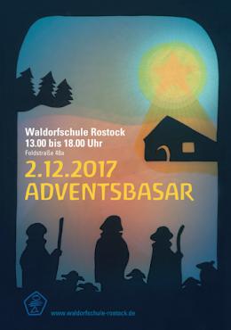 Adventsbasar Waldorfschule • 02.12. • 13 - 18