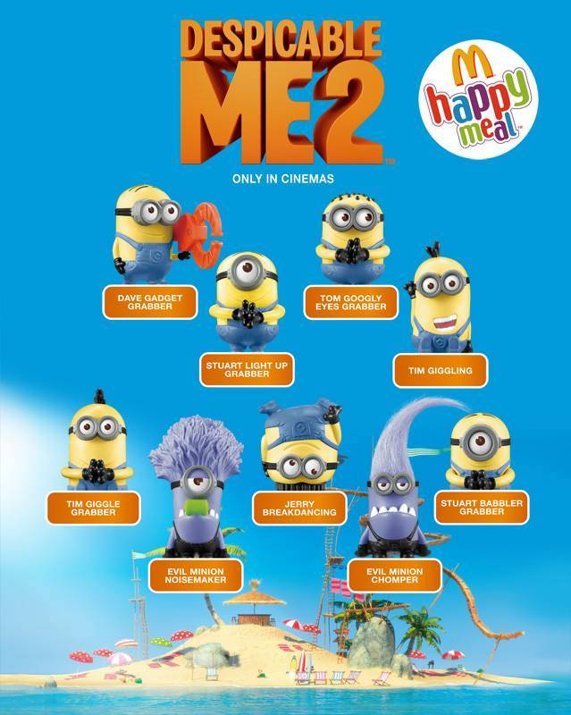 Minions Characters Pic...