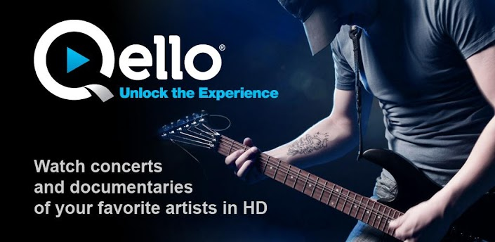 Qello hd concerts has been added to bravia internet video . according