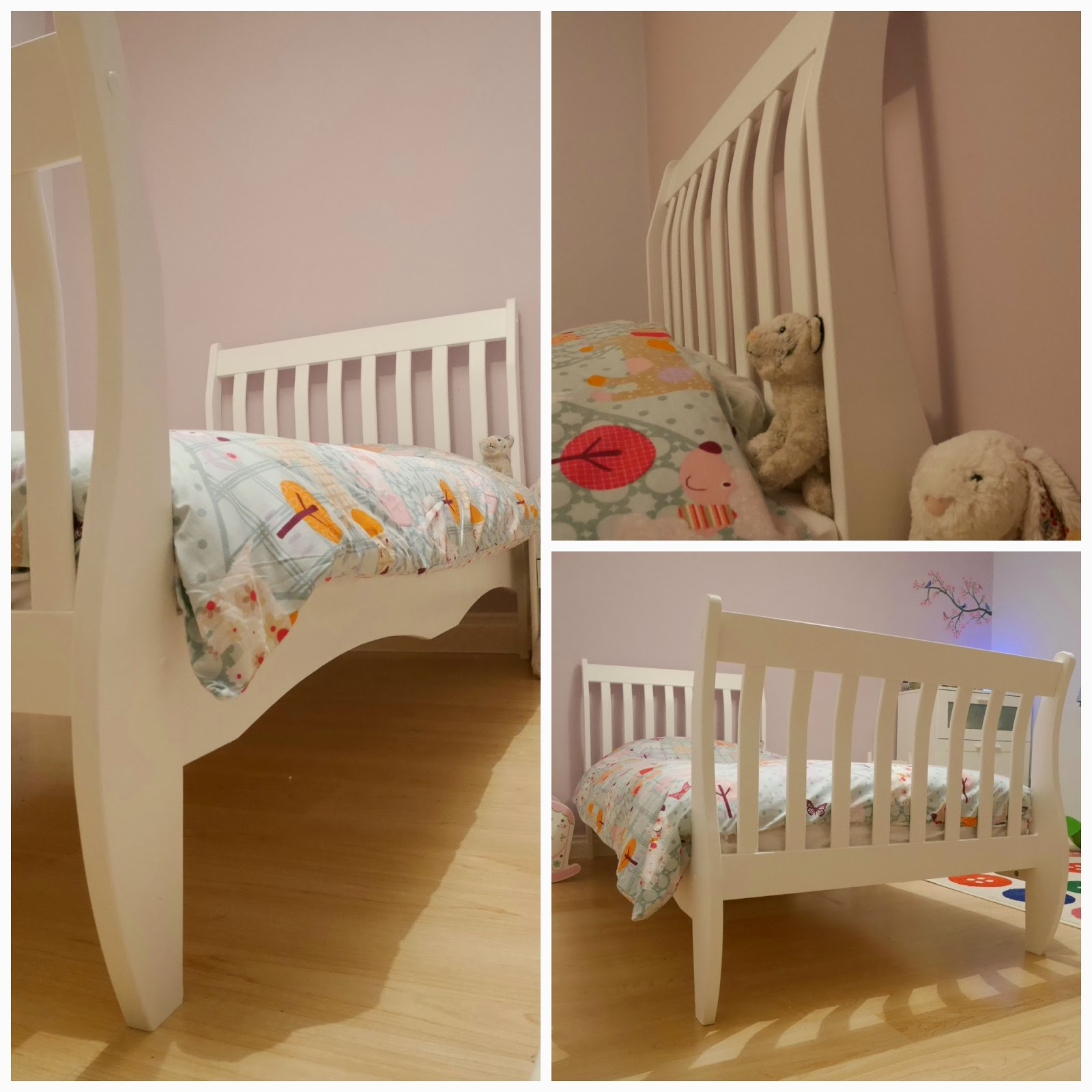 Baby bed for 2 year old - My Youngest Daughters Bedroom Has Been Transformed From A Toddler Room Into A Little Girls Bedroom It Is Now A Room Which We Can Add To As She Grows Up And