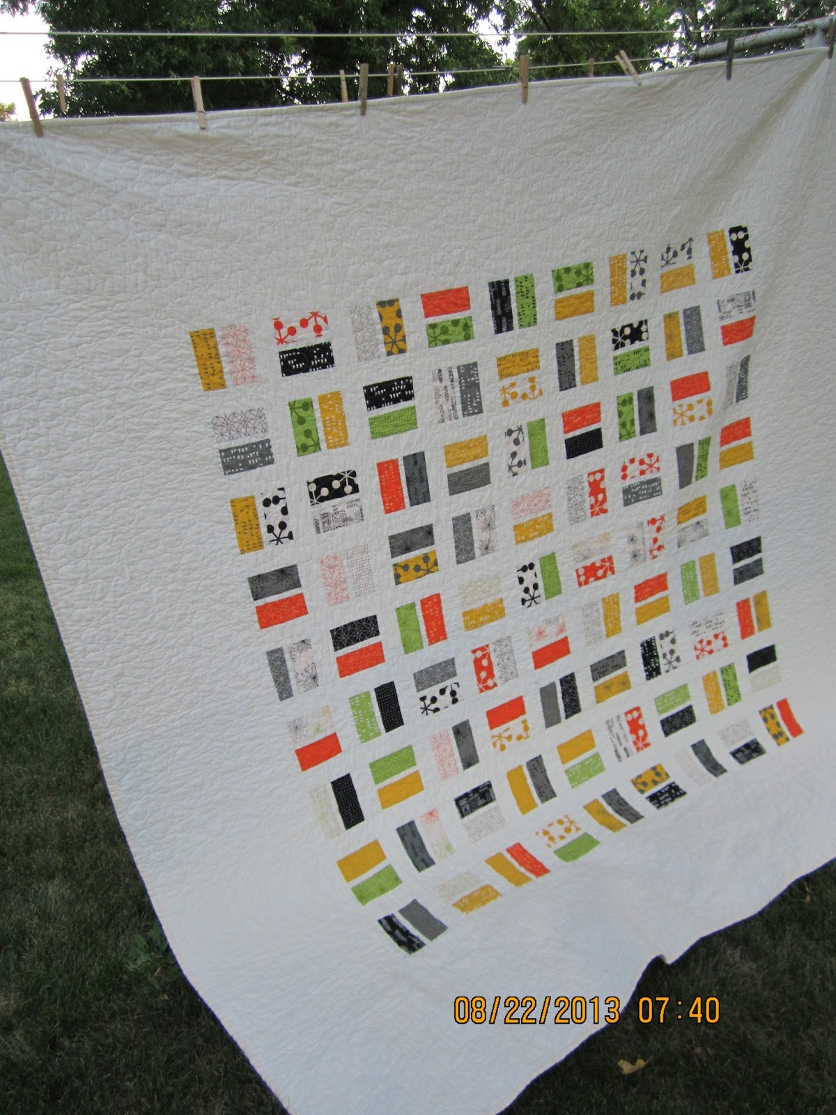 Small Town Quilter: The