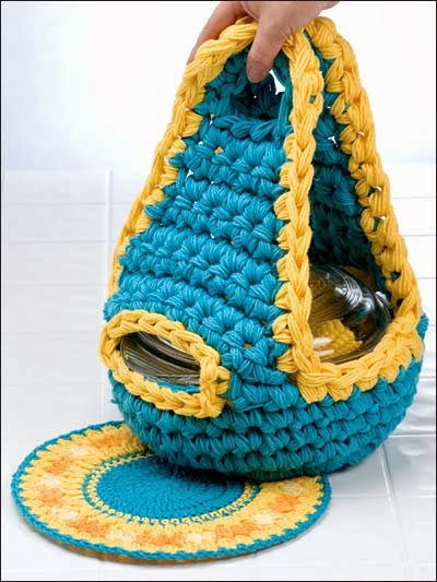 Patrones crochet - Tejer con trapillo ...