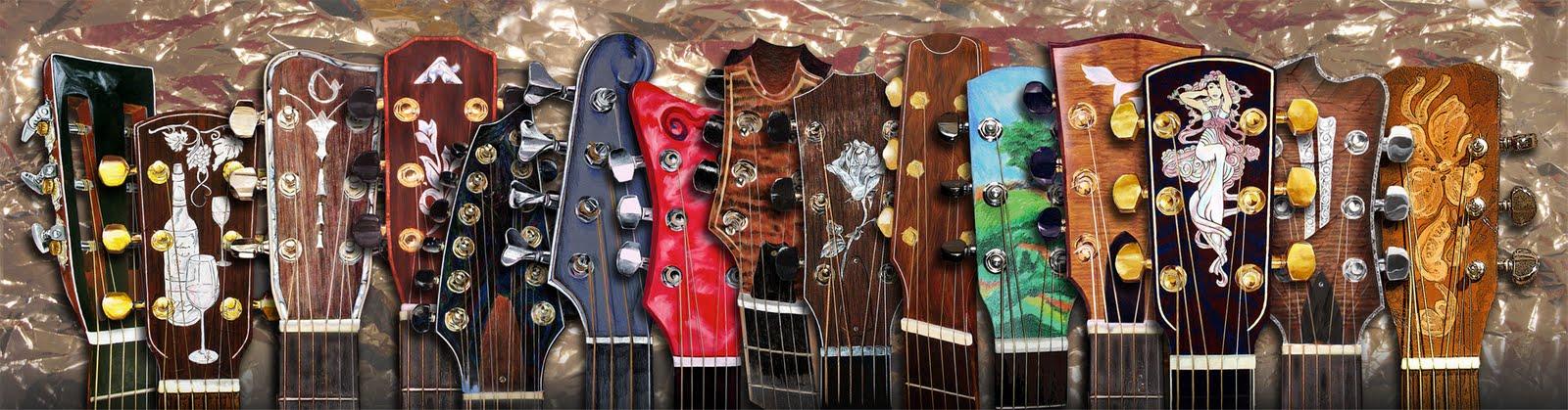 Barrinhas de Instrumentos musicais