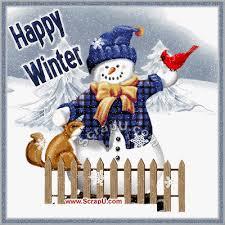HAPPY WINTER EVERYONE :)
