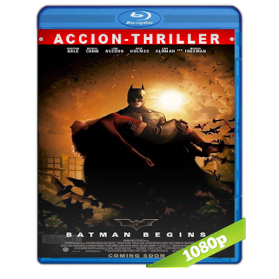 Batman 5 Inicia (2005) BRRip Full 1080p Audio Trial Latino-Castellano-Ingles 5.1