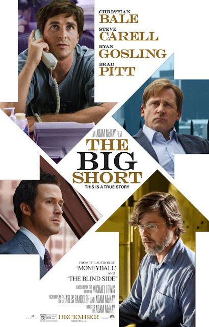 Nuevo tráiler y póster de 'The Big Short'