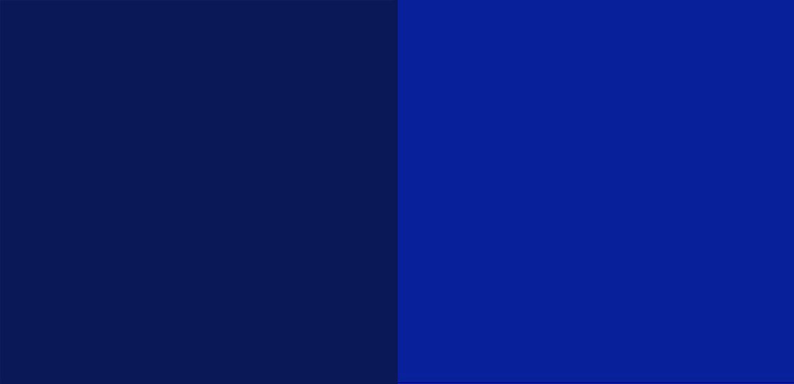 Gallery images and information: Cobalt Blue Vs Royal Blue