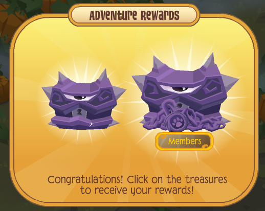 Animal jam bitter sweets all prizes