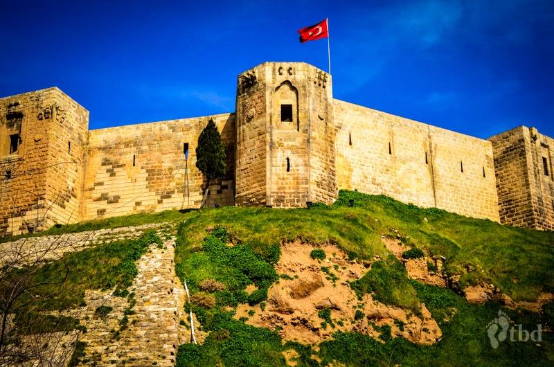 Gaziantep Castle - Gaziantep, Turkey - Traveling by default.