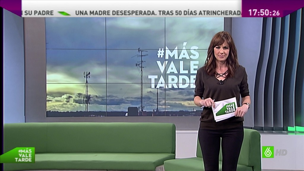 MAMEN MENDIZABAL, MAS VALE TARDE (22.04.13) (RESUBIDO)