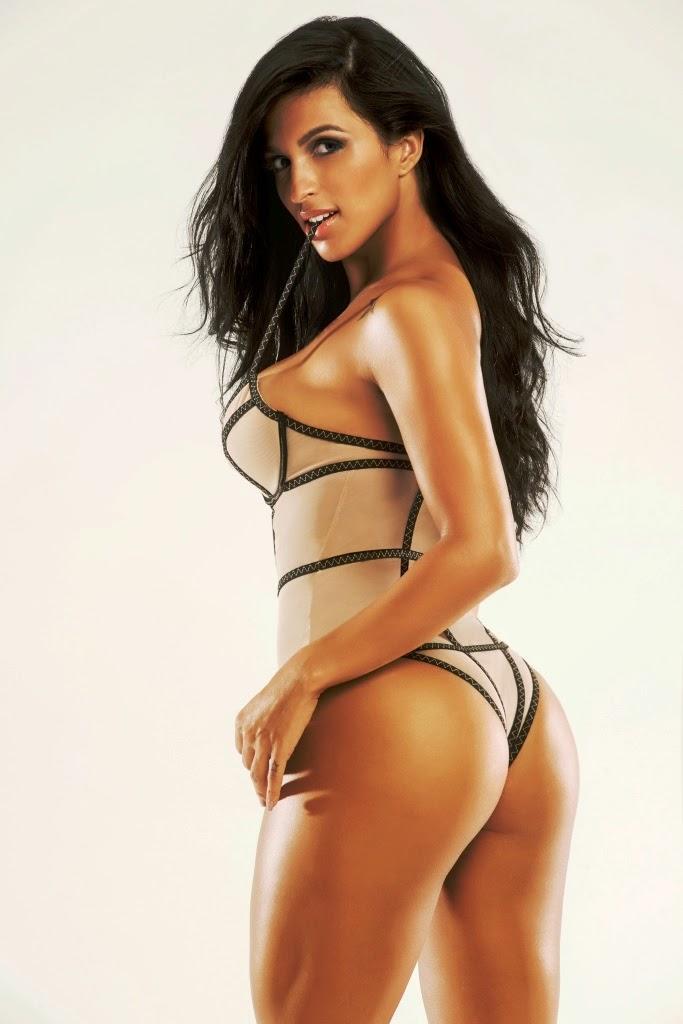 Confira Todas As Fotos De Gaby Pot Ncia Pelada Na Revista Playboy