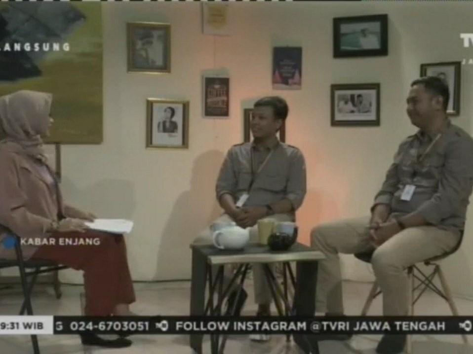 LIVE di TVRI, IKAMaT Jelaskan Kondisi Terkini Mangrove Semarang