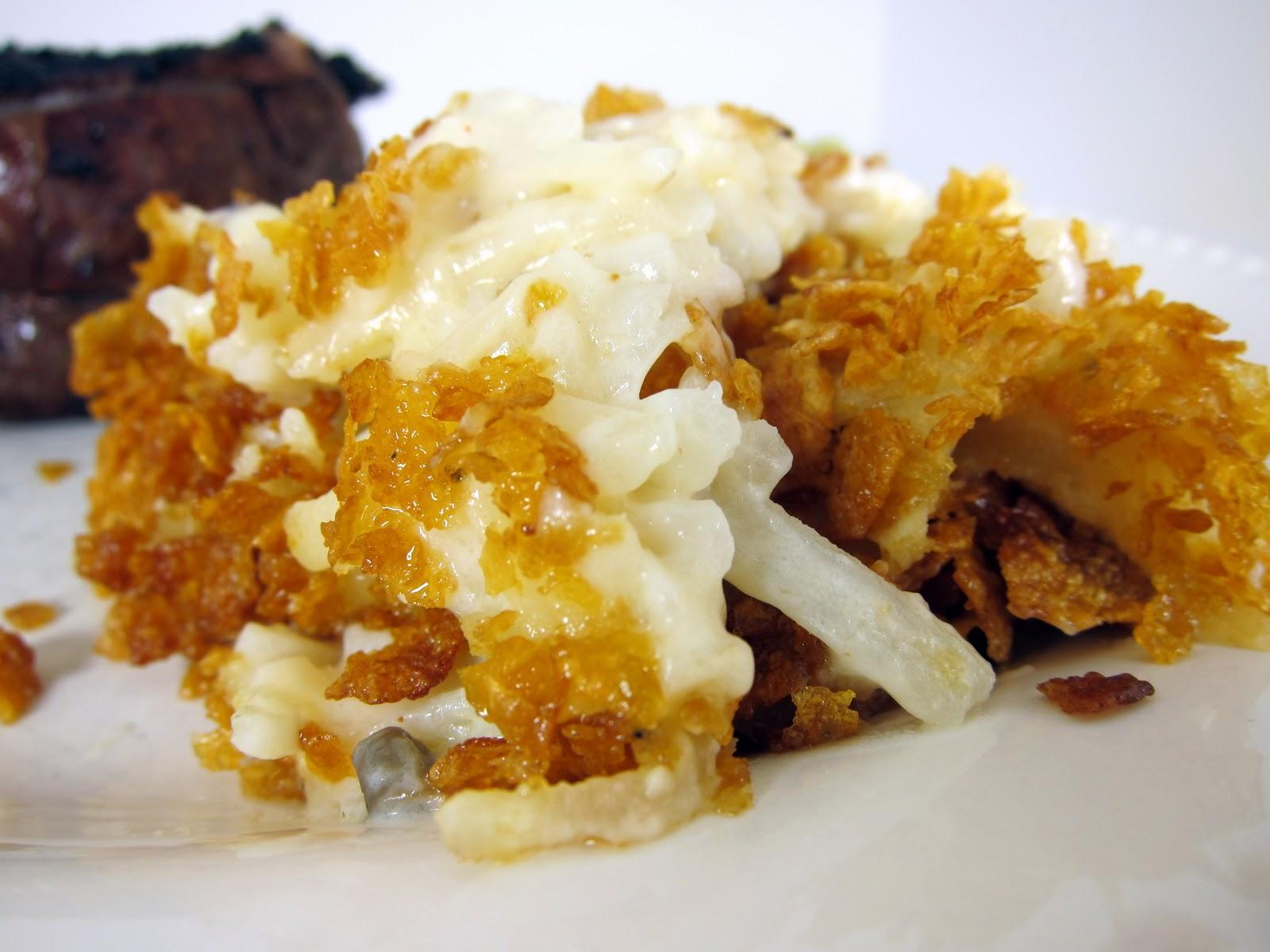 Creamy Potato Casserole (aka Football Potatoes) - Plain ...