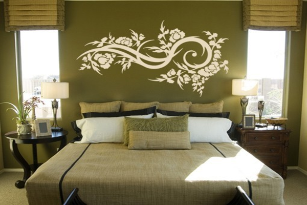 ginny 39 s blog corner decorate your bedroom with mood enhancing wall