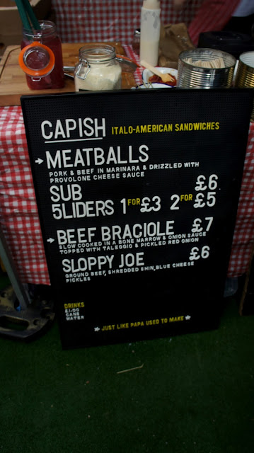 We The food Snobs Review Capish? and The Ice Kitchen at KERB