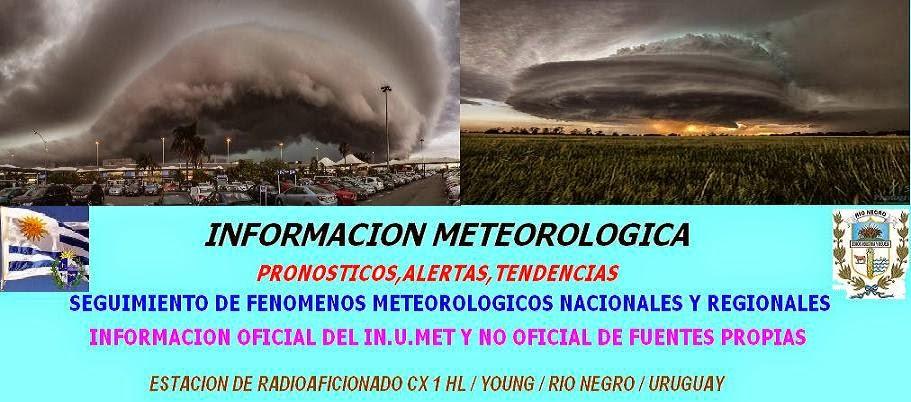 Pronósticos/Información de eventos meteorológicos severos en Uruguay y la región/AVISOS Y ALERTAS/