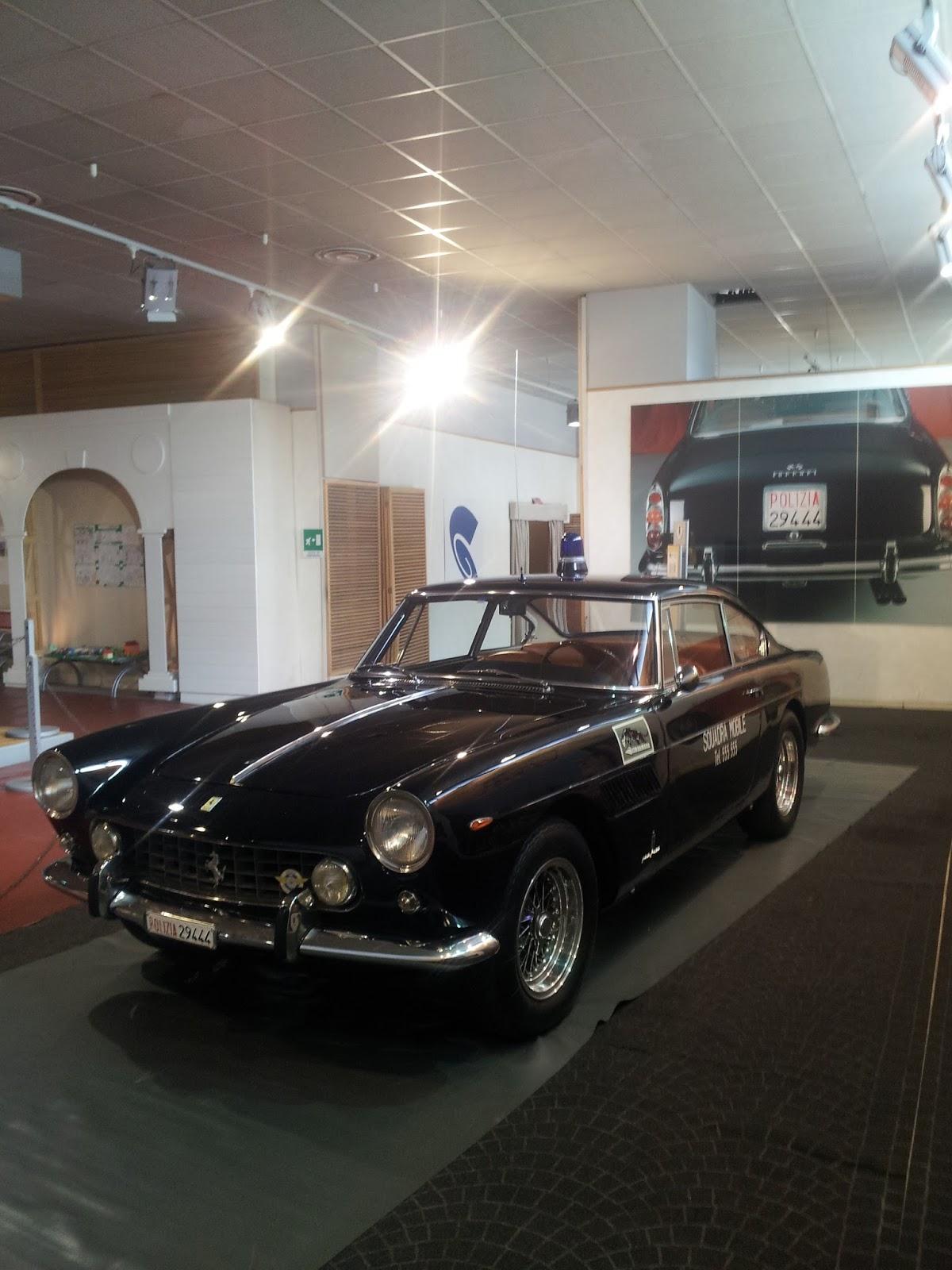 Museo delle auto storiche della polizia viaggi e delizie