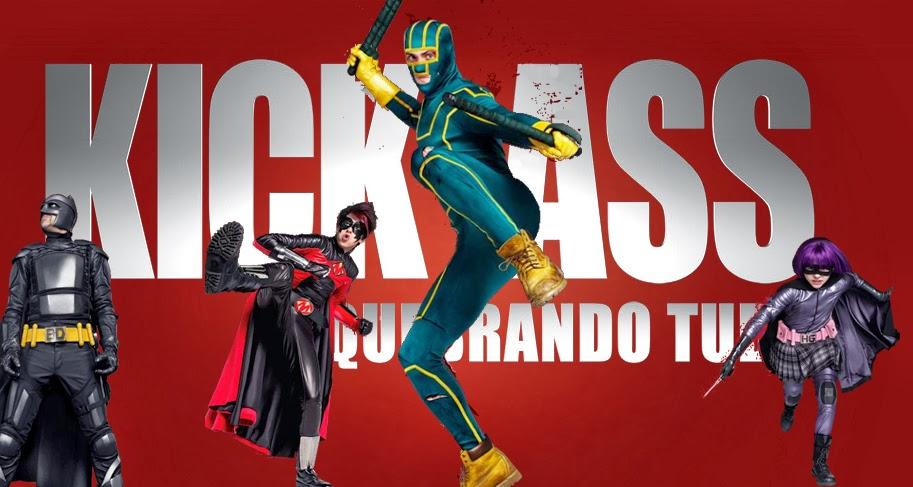 KICK ASS 1 DUBLADO AVI download