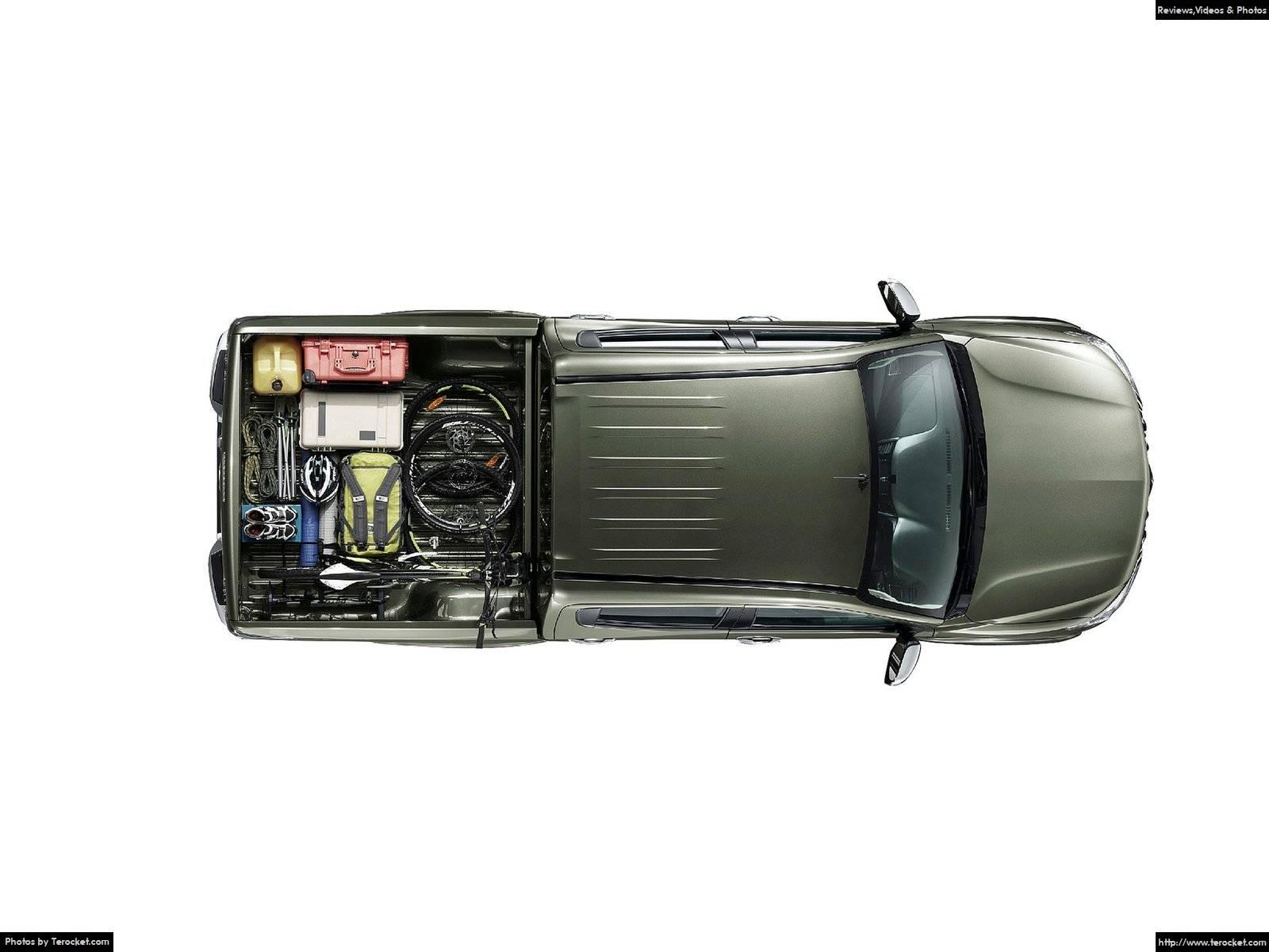 Hình ảnh xe ô tô Mitsubishi L200 2016 & nội ngoại thất