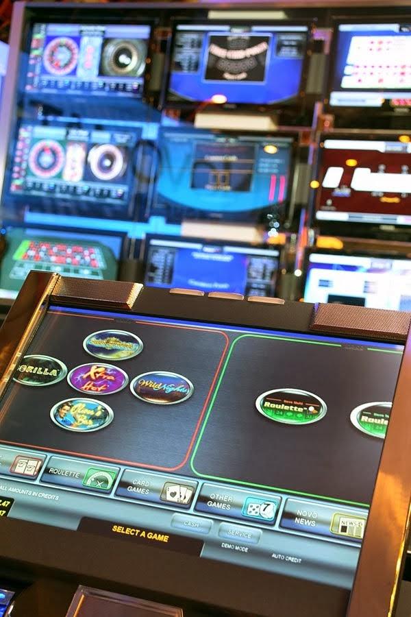 Hacking slot machines How to win at Gaminator slot machines