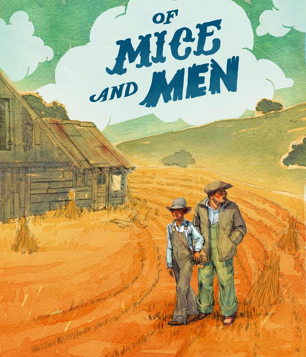 10 Books You Have To Read - Of Mice and Men, by John Steinbeck