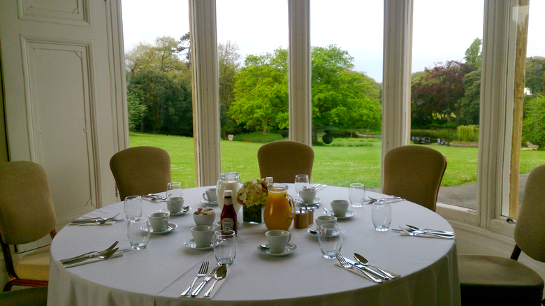 Clevedon Hall Wedding and Events Venue Somerset Merlin Suite