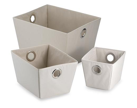 boîtes rangement décoratives