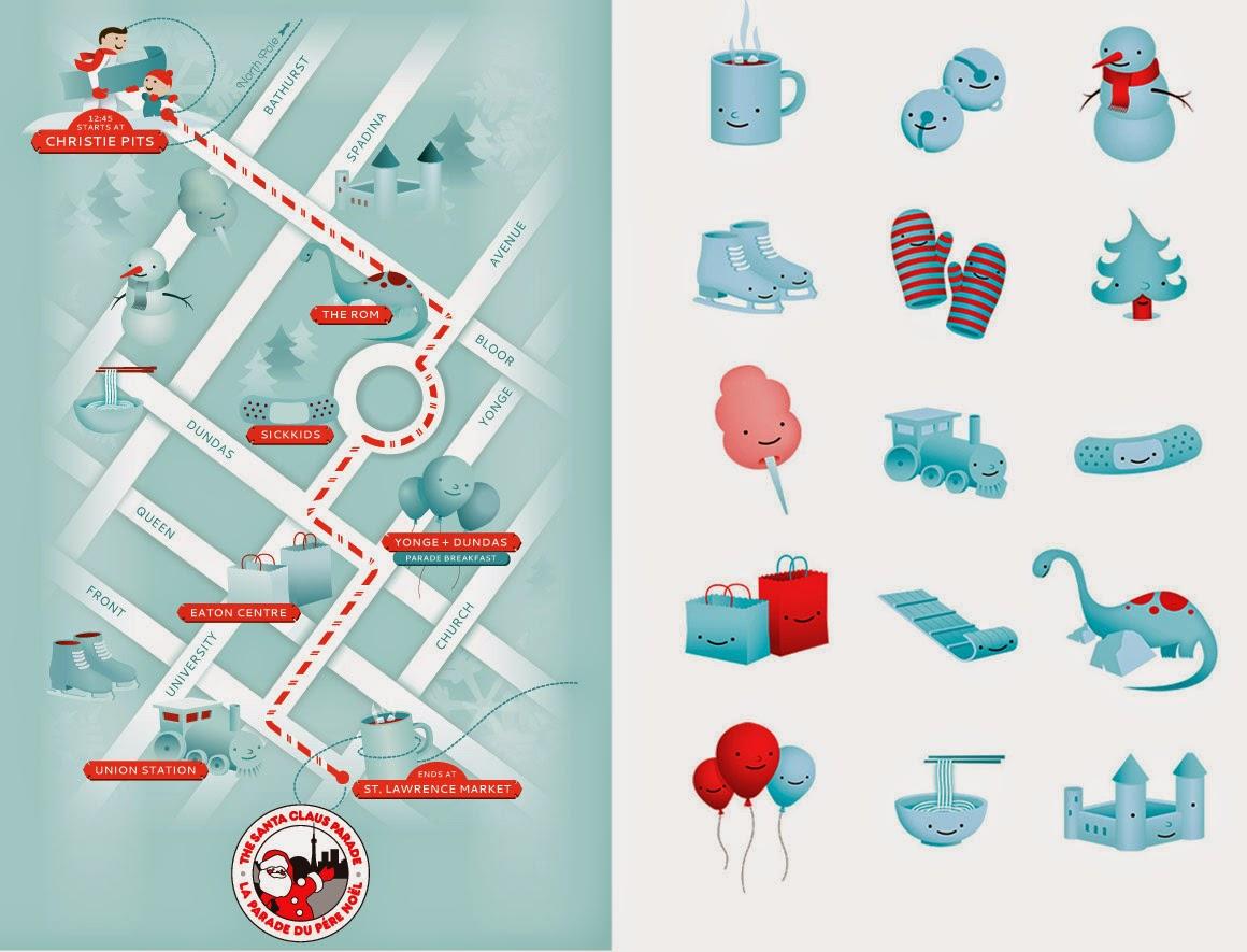 http://www.thesantaclausparade.com/#parade-route