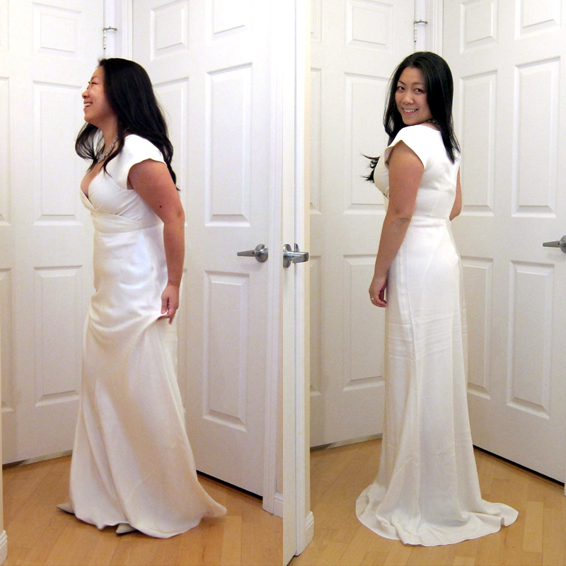 Atemberaubend Wedding Dresses J Crew Galerie - Brautkleider Ideen ...