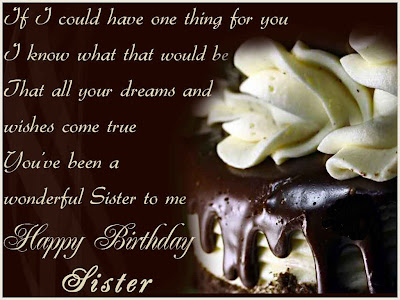 Happy Birthday Sister Greeting Cards Wishes Wallpapers Jpg 400x300 For Facebook