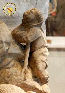 Toul - Musée d'Art et d'Histoire : Nativité - Berger