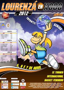 Lourenzá en Xogo 2012