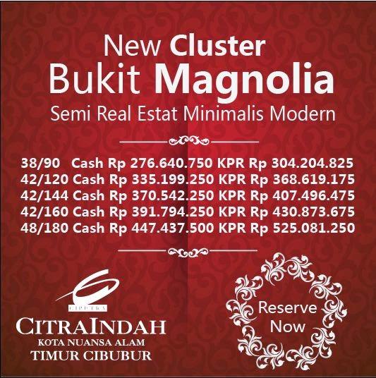 cluster-bukit-magnolia-citra-indah
