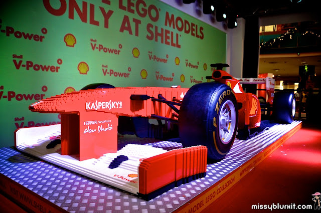 Lego Ferrari